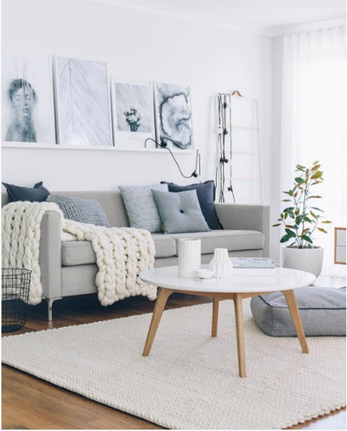 Interieur inspiratie meubels in scandinavische stijl for Interieur inspiratie