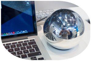 Lacie Sphere -