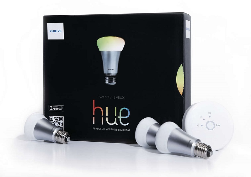 Philips Hue E27 Connected Bulb Starterskit