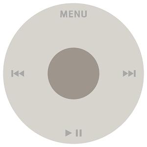 Ipod Classic 1G eerste generatie