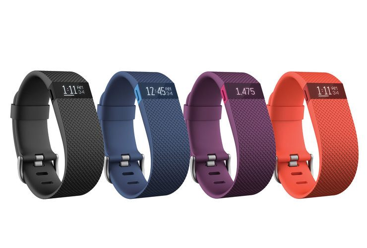 Fitbit Charge HR – UrStyle.nl