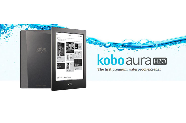 Kobo Aura H2O – UrStyle.nl