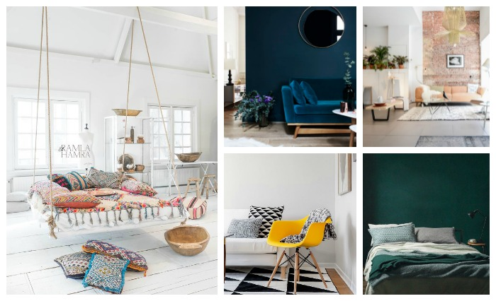 interieur inspiratie interieurtrends herfst winter 20162017