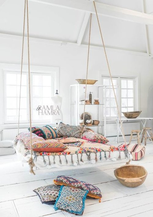 Interieur trends herfst winter 2016 2016 - Bohemian chic- Urstyle.nl