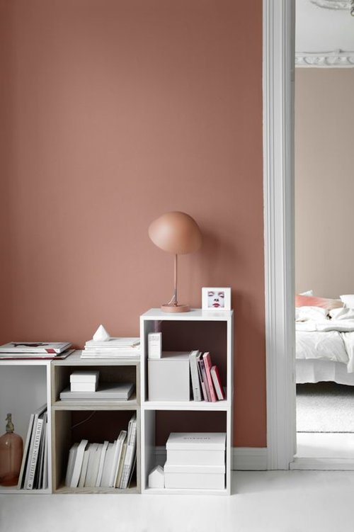 Interieur trends herfst winter 2016 2016 - Terracotta- Urstyle.nl