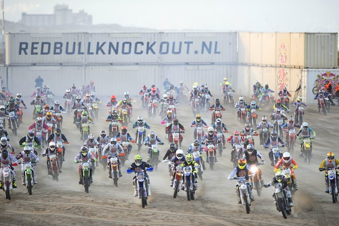 Participants red bull knockout 2016 scheveningen