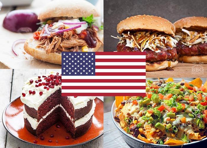 Amerikaanse recepten - Urstyle.nl