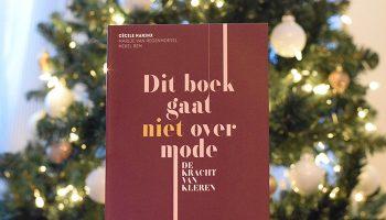 Dit boek gaat niet over mode – UrStyle.nl