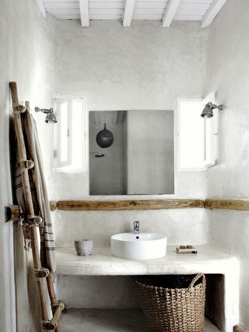 bron foto badkamer ideen natuurlijke badkamer urstylenl
