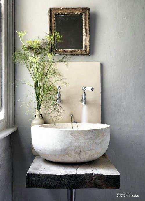 badkamer ideen natuurlijke badkamer urstylenl