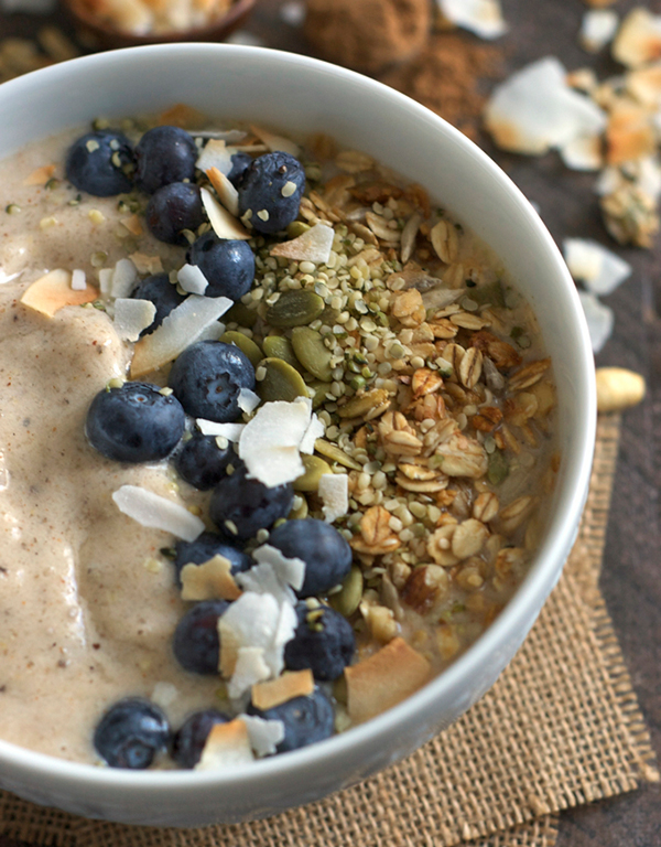 smoothie bowl food trends 2017 bowls - urstyle.nl