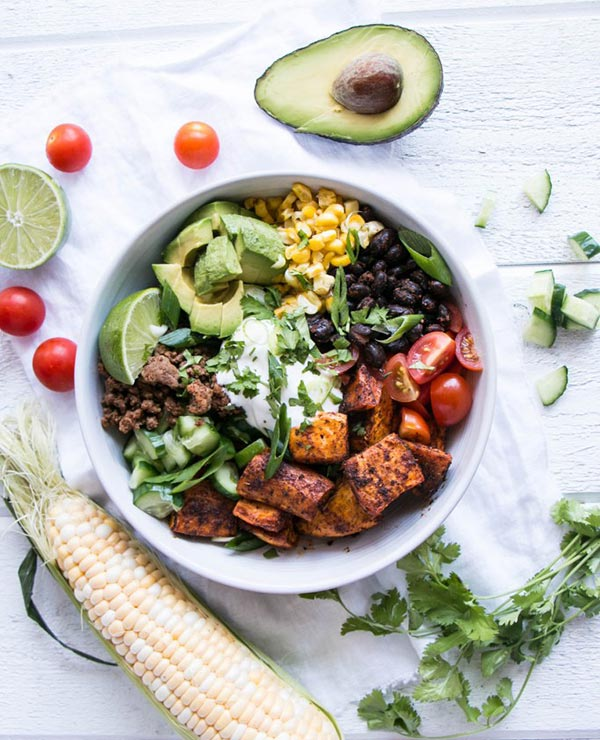 taco bowls food trends 2017 bowls - urstyle.nl
