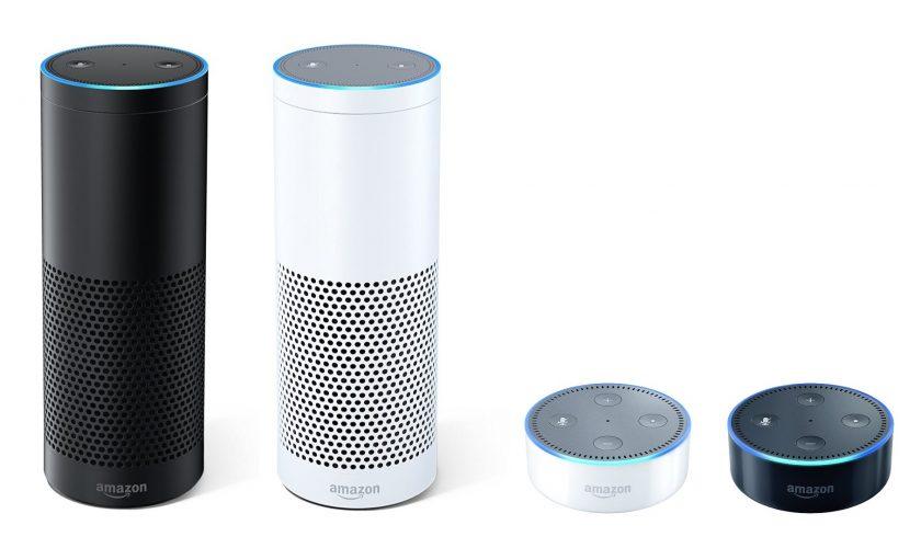 Amazon Echo en Amazon Echo