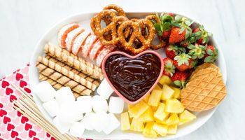 chocolade fondue valentijnsdag – urstyle.nl