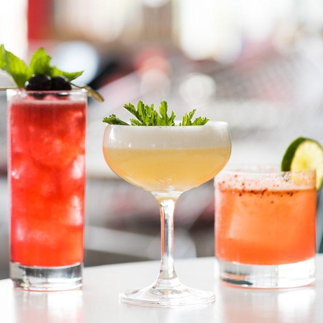 3 zomerse cocktail recepten