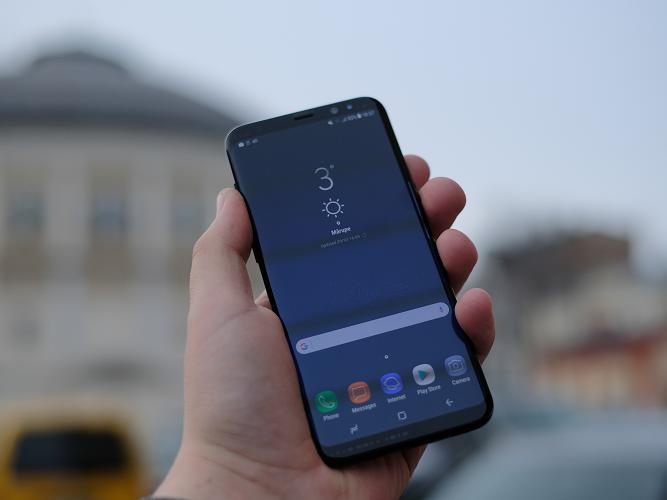 samsung galaxy s8+ smartphone 667×500