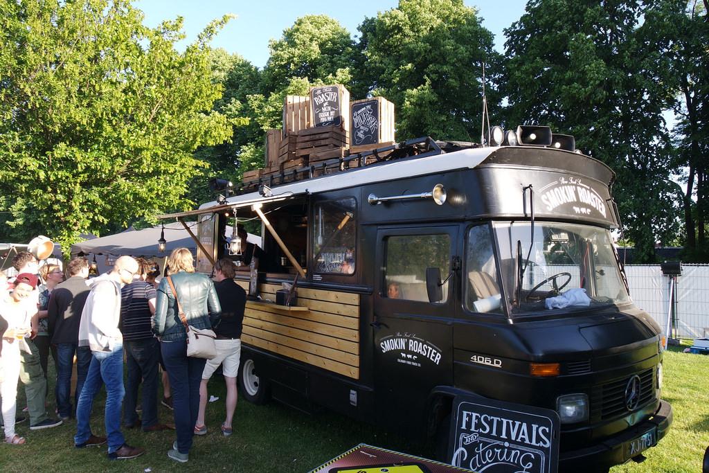 food truck festivals zomer 2017