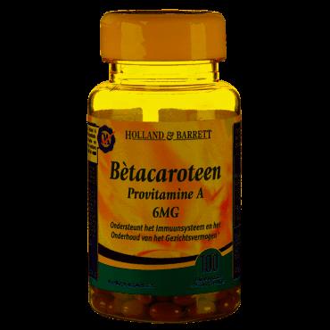 Vitamine a betacaroteen