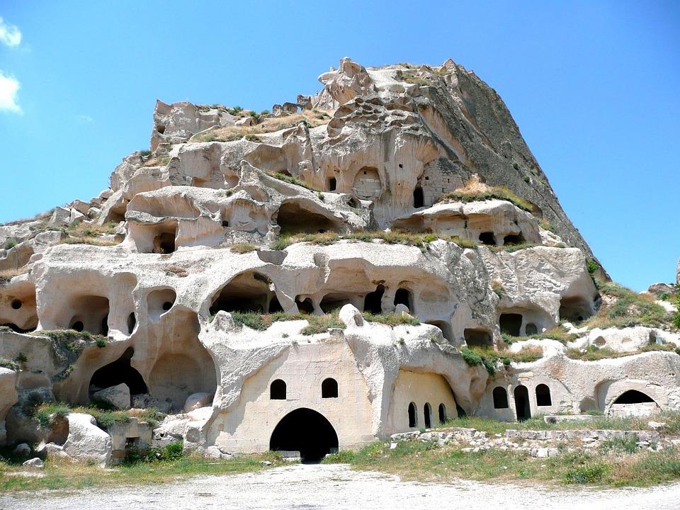 Cappadocie - visum Turkije