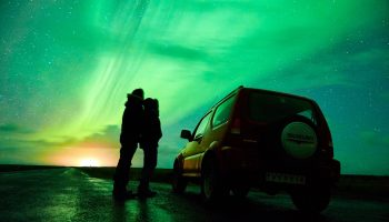 northern light iceland