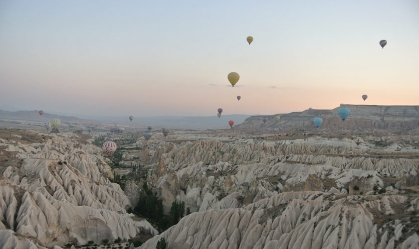 cappadocië ballonvaart