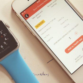 iwatch health app